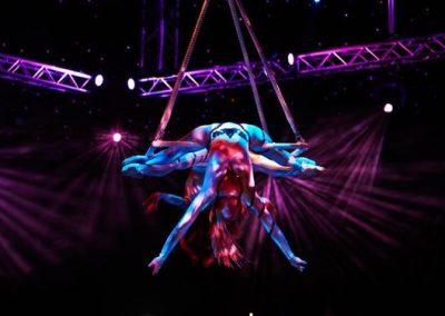 Serenity – Aerial Silks, Hoop & Acrobalancers | UK