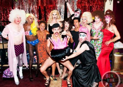 Sink The Pink – Drag Performers | UK