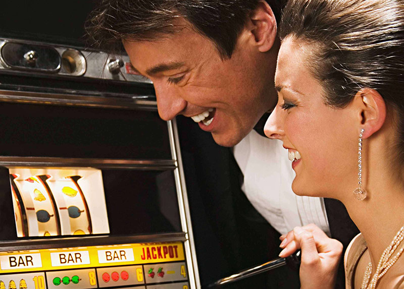 booking agent for slot machine