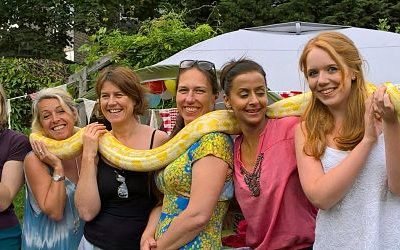 Snakey Sue – Snake Handler | UK