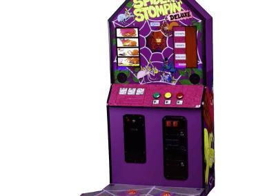 Spider Stompin – Arcade Game   UK