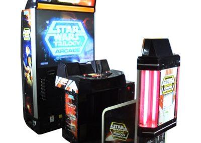 Star Wars Trilogy – Arcade Game   UK