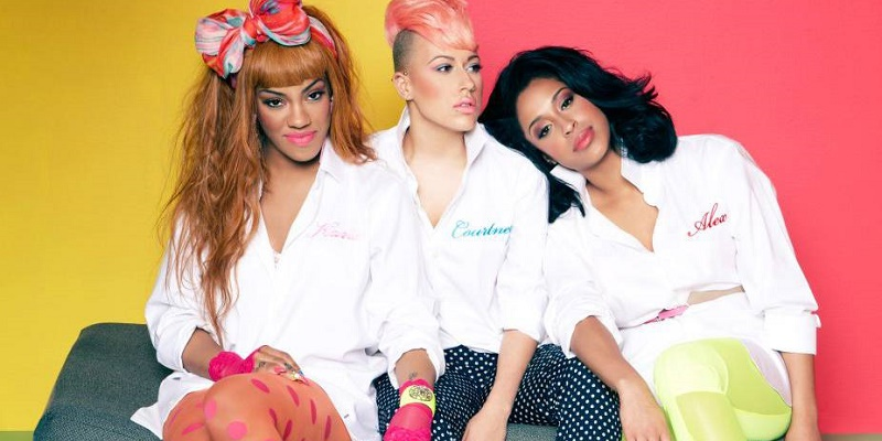 Book Stooshe for your event