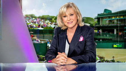 Booking agent for sue barker