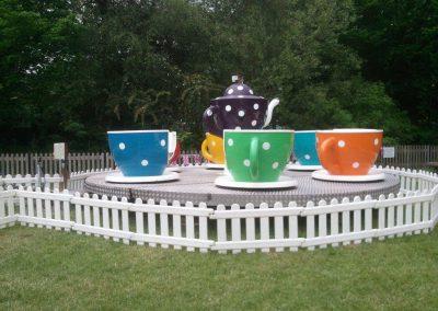 Teacup Rides – Fairground Rides   UK