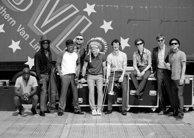 The Dualers – 9-piece Jamaican style Rhythm & Blues Party & Fuction Band | UK
