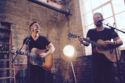 The Rise – Vocal Guitar Duo | UK