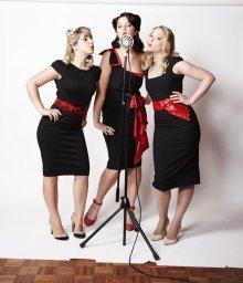 La De Dahs – Female A Cappella Trio | UK