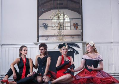 The Ruby Dolls – Cabaret Show | UK