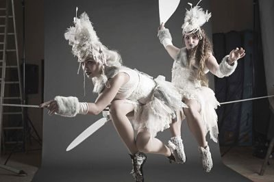 Tightwire Duo – Tightrope Act | UK