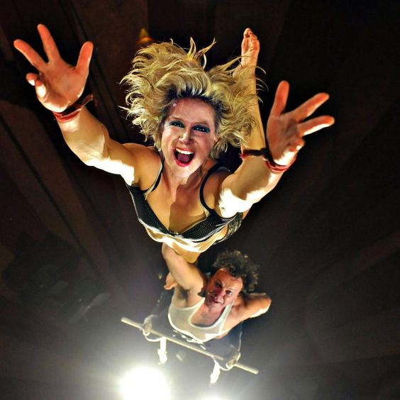 Booking agent for tumbling circus