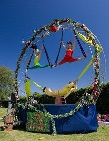 UAC – Free Standing Aerial Shows | UK