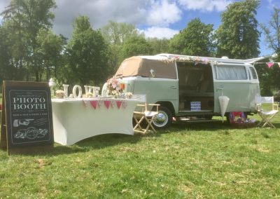 VW Camper Photo Booth – Mobile Photo Booth | UK
