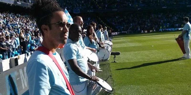 BTS Rio Samba – Walkabout Drummers   London   UK