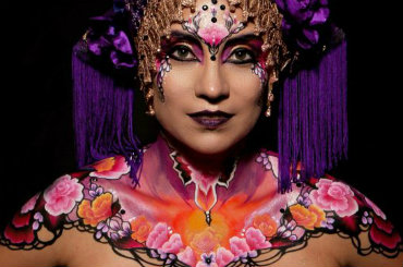 Hire Book Face Painting Body Art Contraband Events