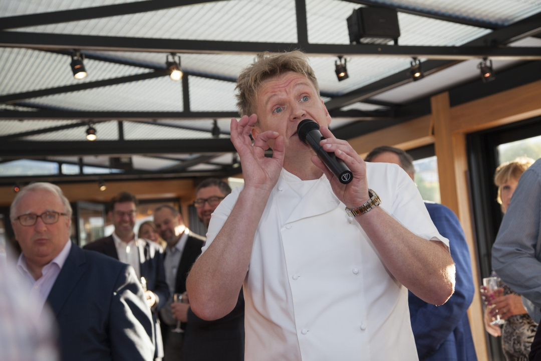 Booking agent for gordon ramsay lookalike
