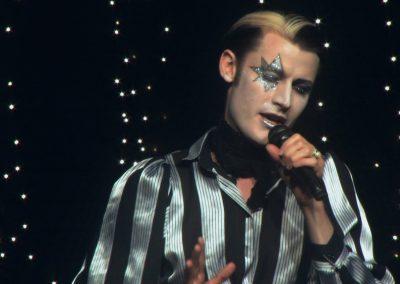 Dusty Limits – Cabaret Compere | UK