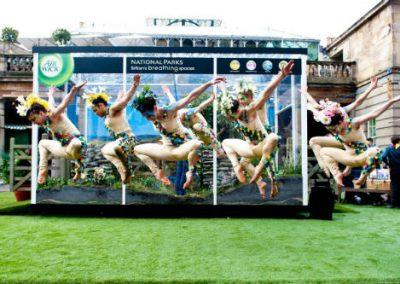Beyond Experiential Dancers – Bespoke Flash Mobs | UK