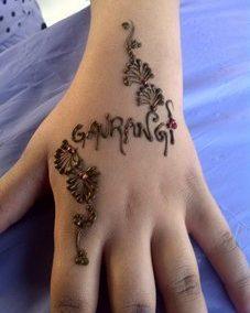 Selina – Henna Artist | UK