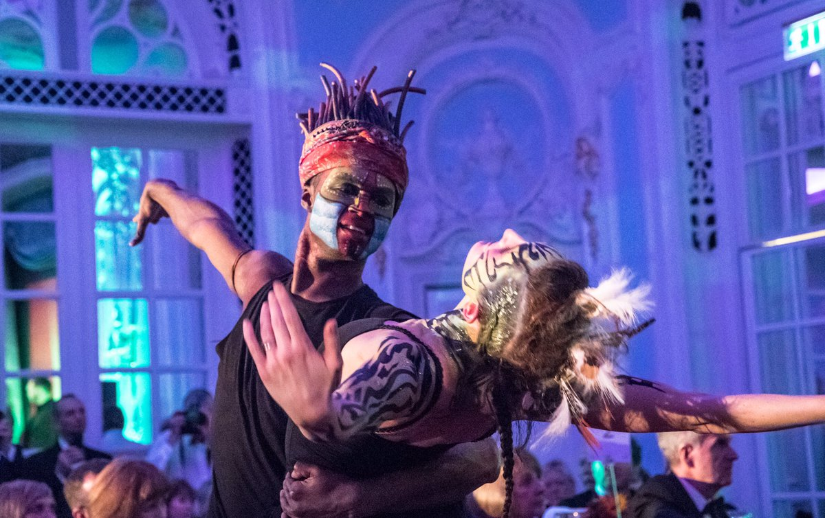 London Entertainment Agency - Booking agent for Go Beyond Dance – Contemporary Dance Group