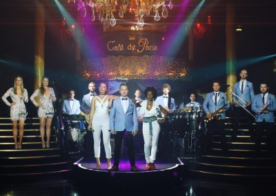 The Gatsby Band – Party Band | UK & Worldwide