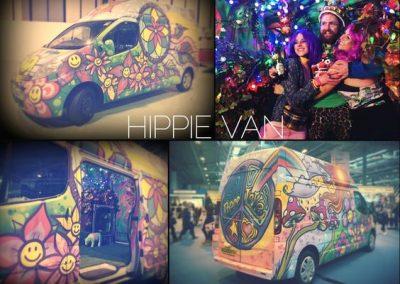 Festival Vans – Photo Booth   UK