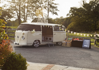 Vintage VW Camper Photo Booth – Photo Booth | South East | UK