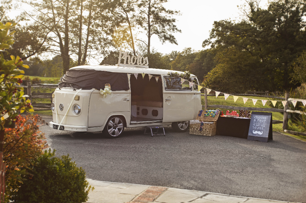 Camper Van Photo Booth