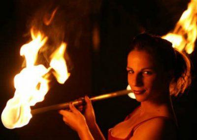 Nikki – Fire Performer | UK