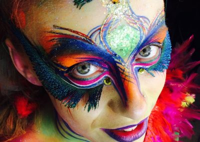 Naomi and Philly – Face  & Body Painters | UK