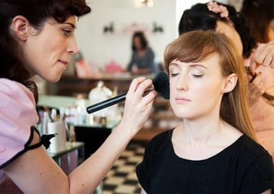 Powder Girls – Make Up Artists | UK