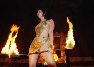 Pyromantic – Fire Performer | UK