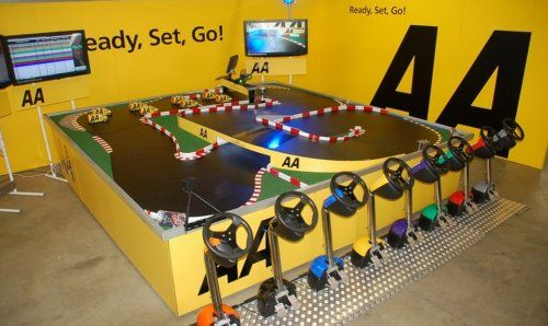 booking agent for Real Motorsport in Miniature