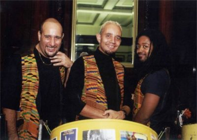 Caribbean: Solid – Steel Band | UK