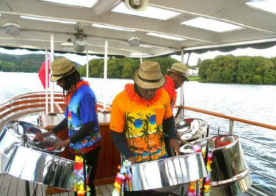 Caribbean: The One Steel Band | UK