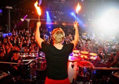 AFISHAL – UV Paint Drums | UK