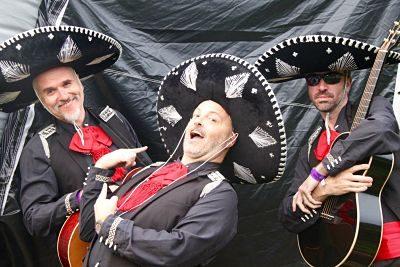 Mexican: Beato Buritto – Mariachi Band | UK