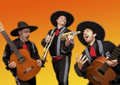 Mexican: Beato – Mariachi Band   UK