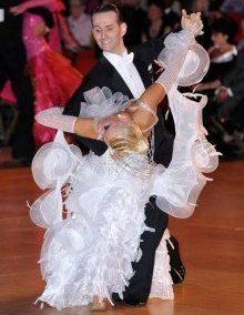 Ben & Olga – Ballroom Dancers | UK