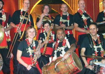 Indian: Bollywood Brass Band   UK