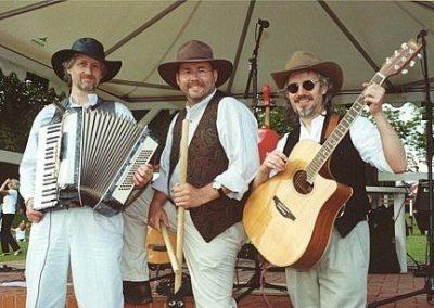 Bush Band, Australia & UK: Buckley's