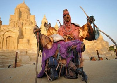 The Desert Nomads – Walkabout Characters | UK