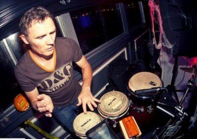 Fistfunk | Percussionist | UK