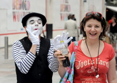 French Mime – Mime Artists | UK