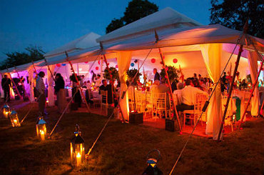 hire beautiful marquees