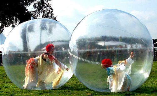 booking for in a bubble