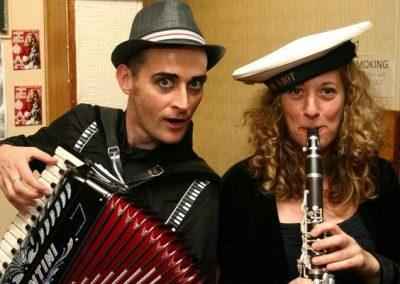 Eastern European: Klezmatize Duo | UK
