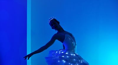 Booking agent for led ballerinas