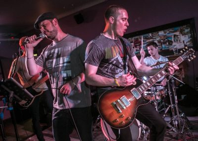 Rockaoke – Live Rock Karaoke Band   UK