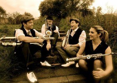 Sax Quartet – Saxophone Quartet | UK